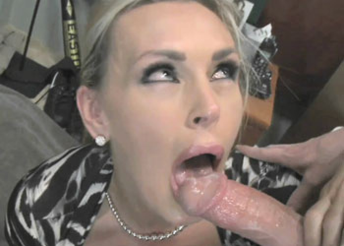 Cougar Tanya is banging a younger guy