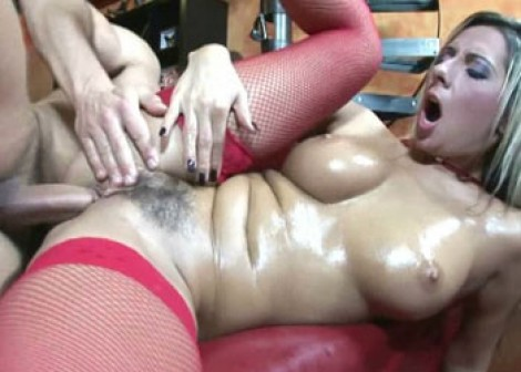 Czech slut Daria getting fucked